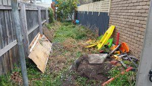 backyard lawn mowing melbourne